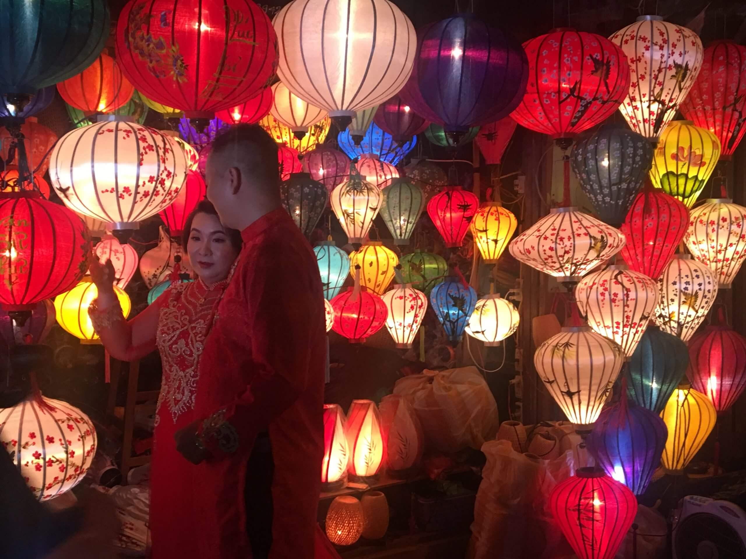 lampade di hoi an