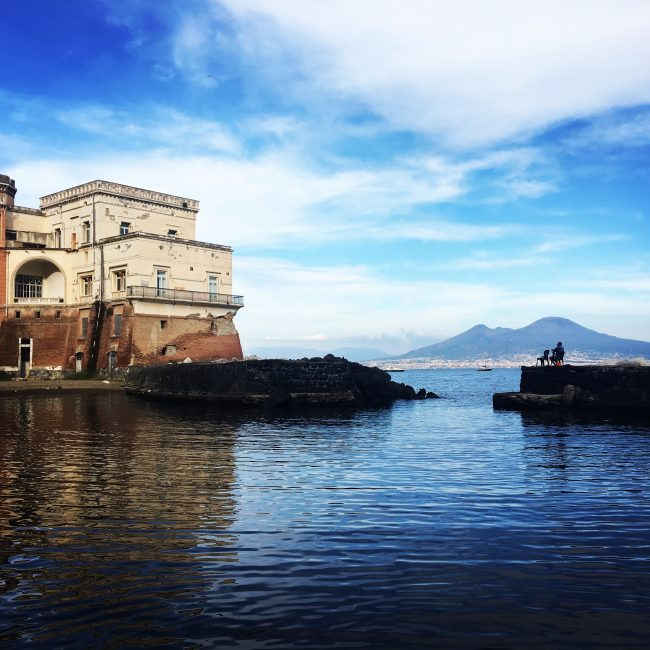 Weekend a Napoli: Kayak