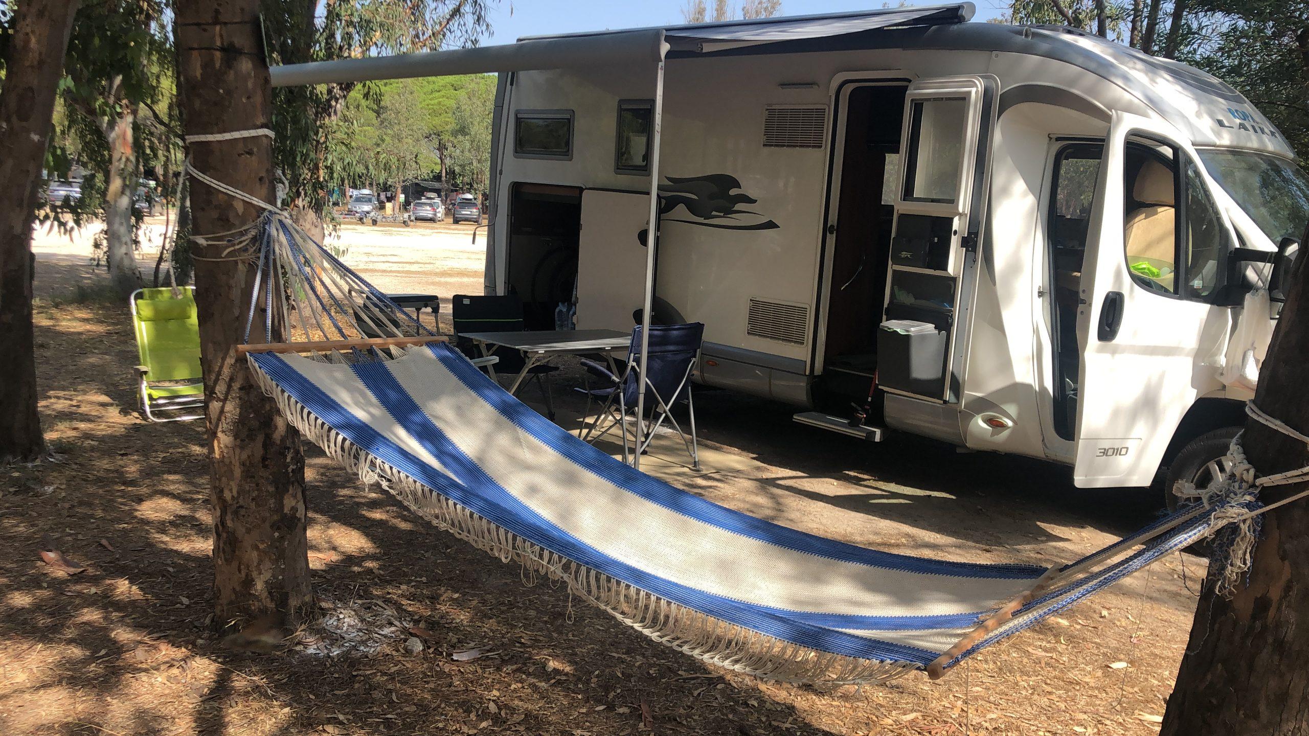 camping cala ginepro