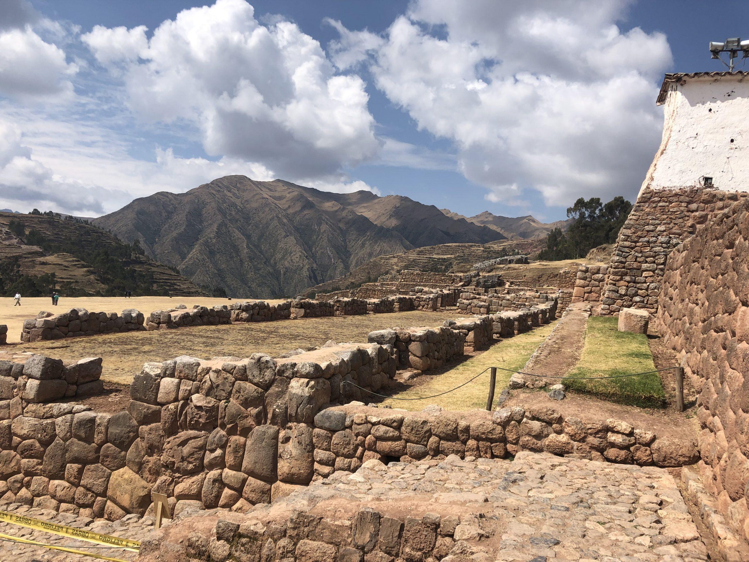 Cosa vedere nella Valle Sacra di Cuzco: rovine di Chinchero
