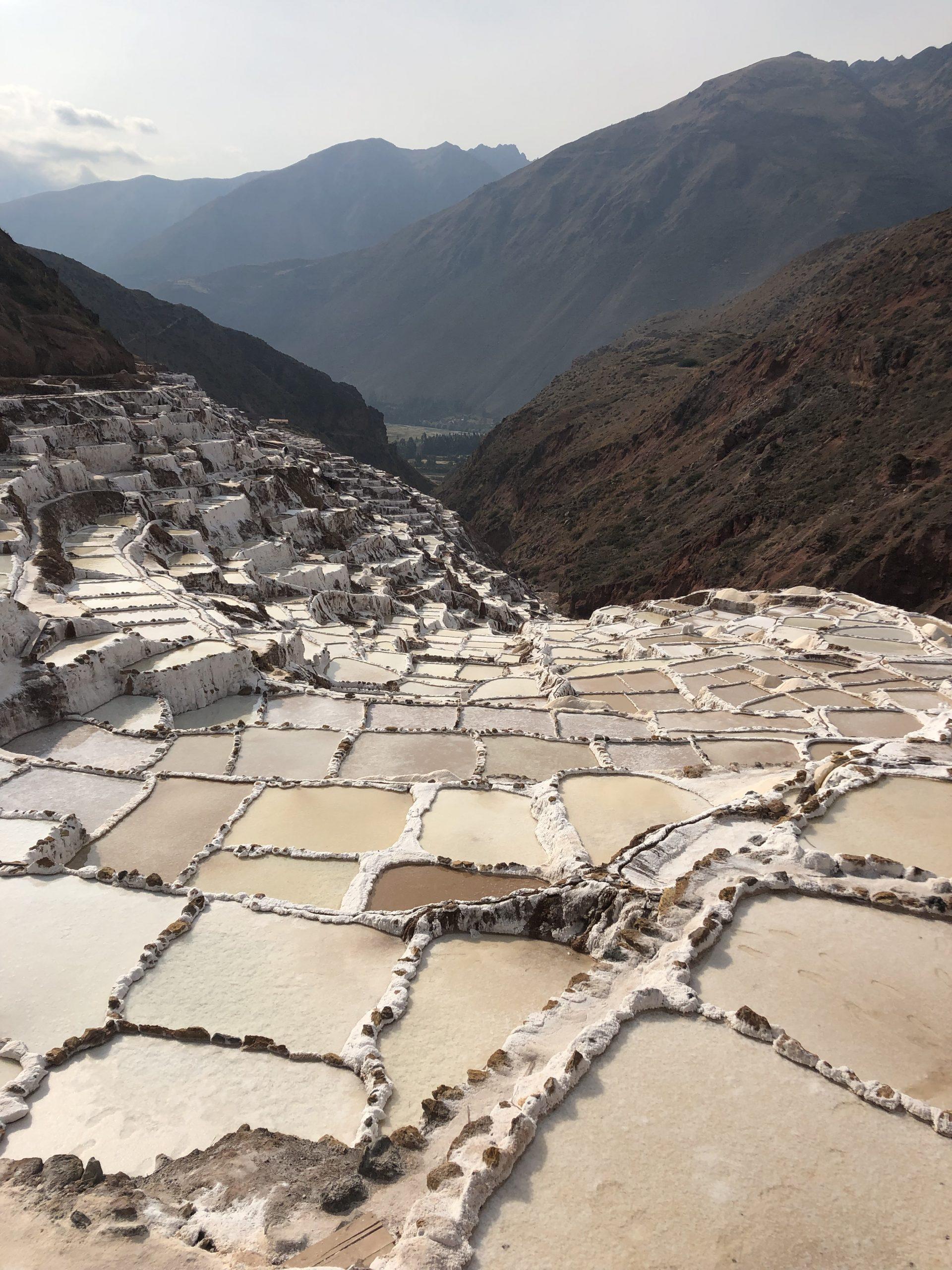 Salinas valle sacra di cuzco