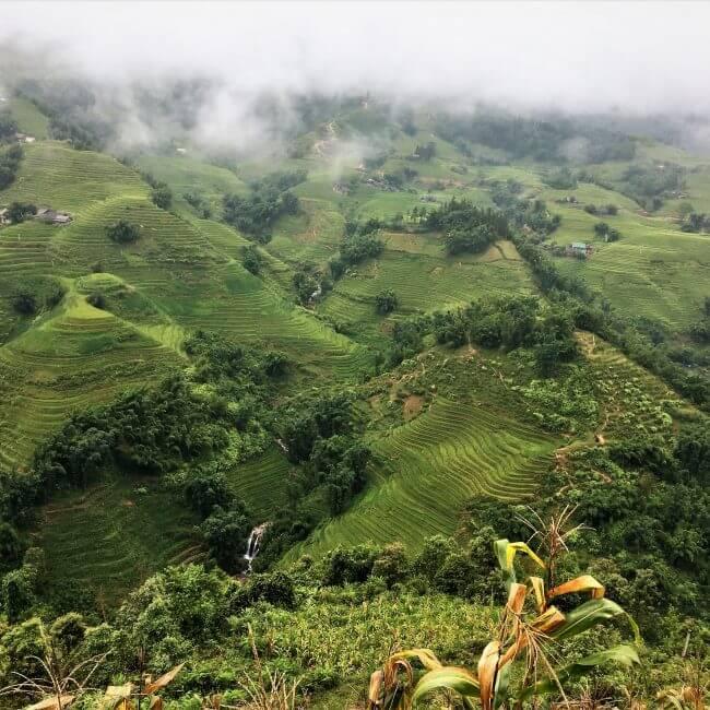 trekking a sapa