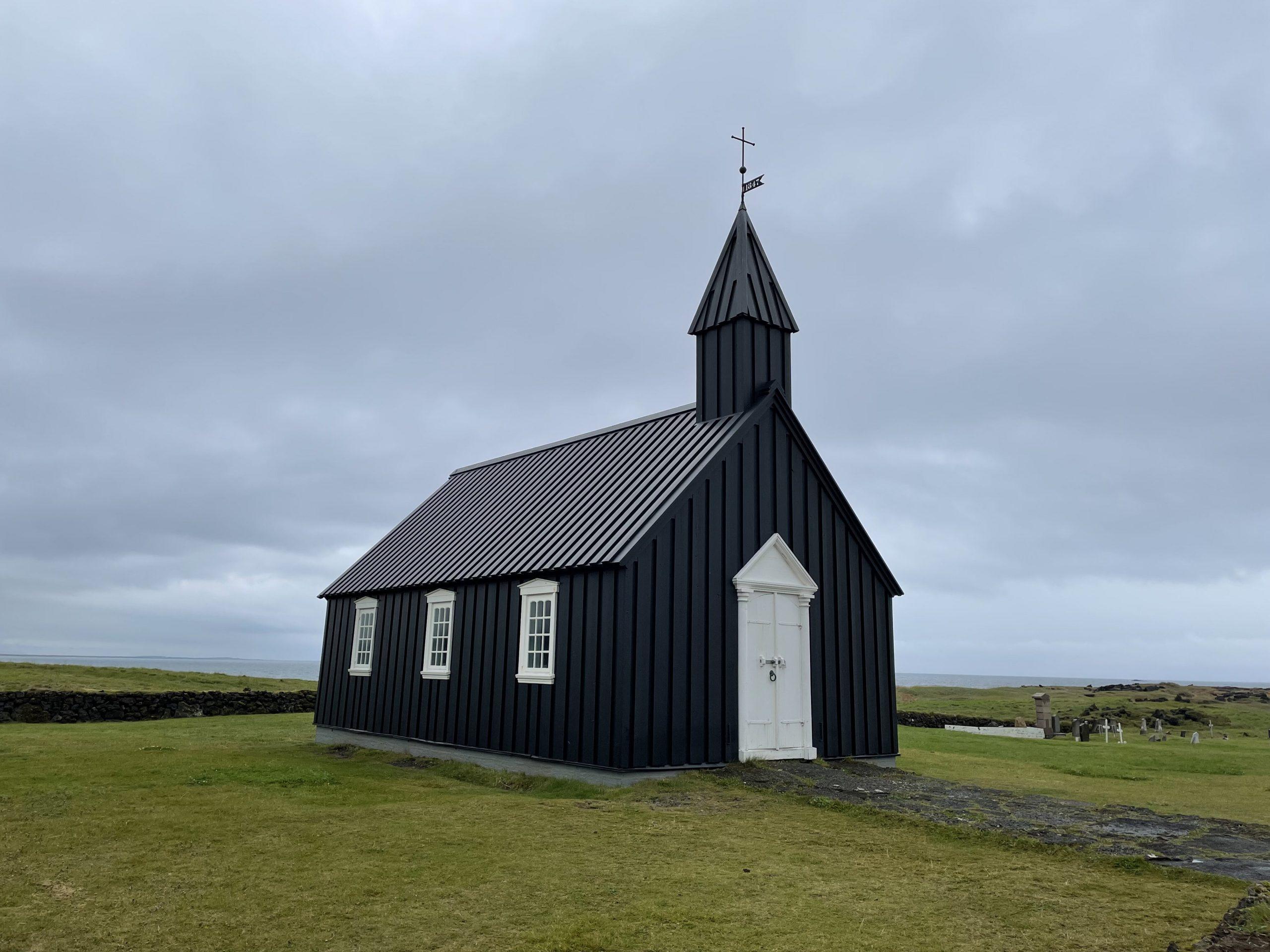 chiesa nera